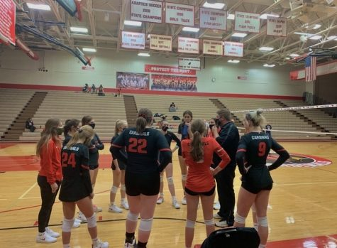 Coon Rapids falls 0-3 to Elk River on Tuesday night, extending their losing streak to 5
